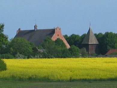 Ferienhof Hopp auf Fehmarn Inselbilder Landkirchen
